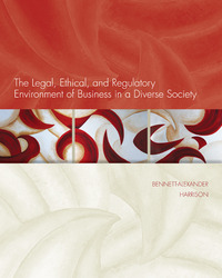 Loose-Leaf Legal, Ethical, & Regulatory Environment of Business in a Diverse Society with Connect Access Card