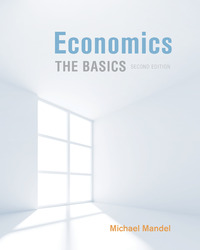 Looseleaf Economics: The Basics and Connect Access Card