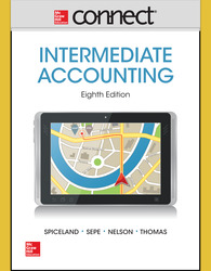 Connect 2-Semester Online Access for Intermediate Accounting
