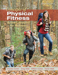 Concepts of Physical Fitness: Active Lifestyles for Wellness, Loose Leaf Edition