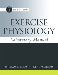 Exercise Physiology Laboratory Manual
