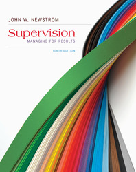 Supervision: Managing for Results