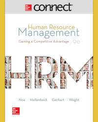 Connect 1-Semester Online Access for Human Resource Management