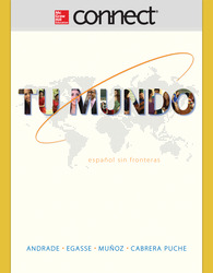 Connect with LearnSmart Achieve (with WBLM) Introductory Spanish 720 day Online Access for Tu mundo