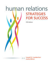 Premium Content Online Access for Human Relations