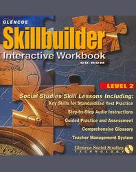 Social Studies, Skillbuilder Interactive Workbook Level 2 CD-ROM Windows/Macintosh