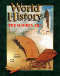 World History: The Human Experience In The Modern Era, Student Edition