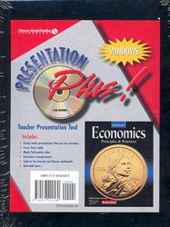 Economics: Principles and Practices, Presentation Plus! CD-ROM Windows