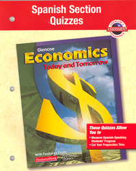 Economics Today and Tomorrow, Spanish Section Quizzes