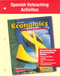 Economics Today and Tomorrow, Spanish Reteaching Activities