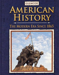 American History The Modern Era Since 1865, Activity Workbook, Student Edition