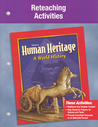 Human Heritage, Reteaching Activities