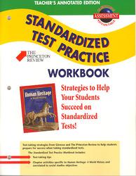 Human Heritage, Standardized Test Practice Workbook, Teacher Edition