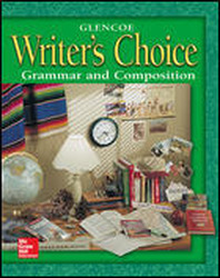 Writer's Choice © 2001, Grade 8, Interactive Tutor Self-Assessment CD-ROM
