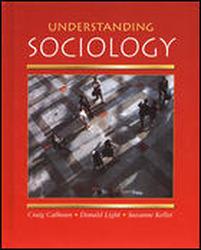 Understanding Sociology, Teacher Manual