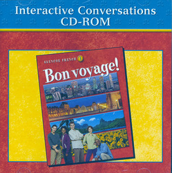 Bon voyage! Level 1, Interactive Conversations CD-ROM