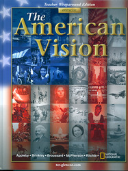 American Vision Teacher Wraparound Edition