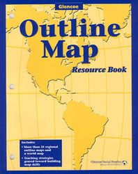 The World and Its People, Outline Map Resource Book