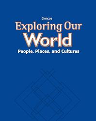 Glencoe World Geography, National Geographic Society World Desk Maps, Set of 30