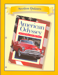 American Odyssey The United States in the Twentieth Century, Section Quizzes