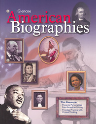 United States Government Democracy in Action, American Biographies