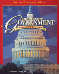 United States Government: Democracy in Action, Teacher Wraparound Edition