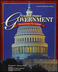 United States Government Democracy in Action, Teacher Classroom Resources