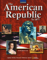 The American Republic to 1877, Student Edition