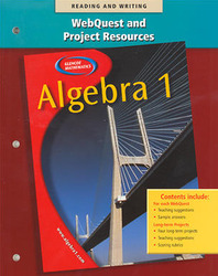 Algebra 1, WebQuest and Project Resources