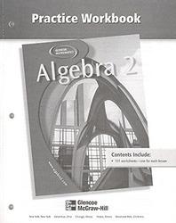Algebra 2, Practice Workbook