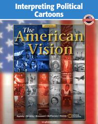 American Vision, Interpreting Political Cartoons