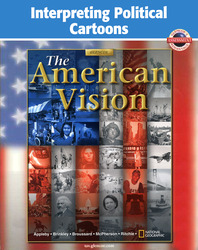 American Vision, Interpreting Political Cartoons