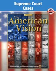 American Vision, Supreme Court Cases