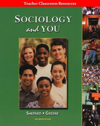 Sociology & You, Teacher Classroom Resources