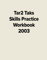 Tar2 Taks Skills Practice Workbook 2003