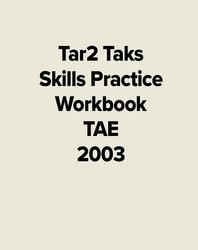 Tar2 Taks Skills Practice Workbook Tae 2003