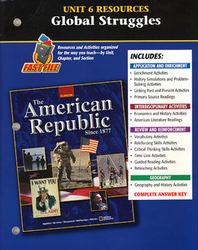 American Republic Since 1877, Unit 6 Resources