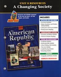 American Republic Since 1877, Unit 8 Resources
