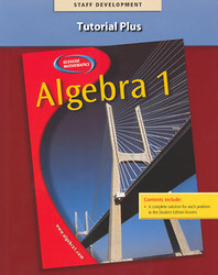 Algebra 1, AlgePass: Tutorial Plus