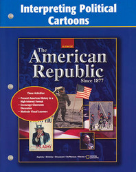 American Republic Since 1877, Interpreting Political Cartoons