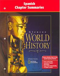 Glencoe World History, Spanish Summaries