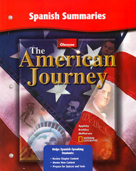 The American Journey and The American Journey, Reconstruction to the Present, Spanish Resources, Spanish Summaries