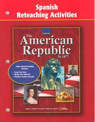American Republic to 1877, Spanish Reteaching Activities