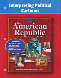American Republic to 1877, Interpreting Political Cartoons