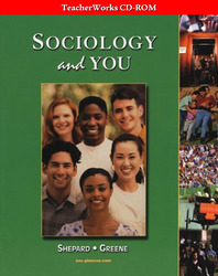 Sociology & You, TeacherWorks CD-ROM