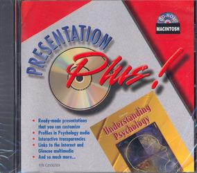 Understanding Psychology, Presentation Plus! CD-ROM Macintosh