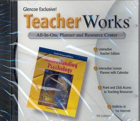 Understanding Psychology, TeacherWorks CD-ROM