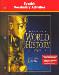 Glencoe World History, Spanish Vocabulary Activities
