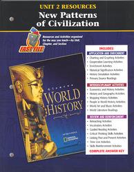 Glencoe World History, Unit 2 Resources
