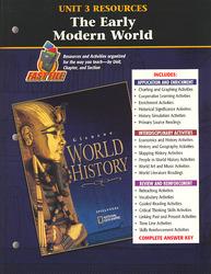 Glencoe World History, Unit 3 Resources